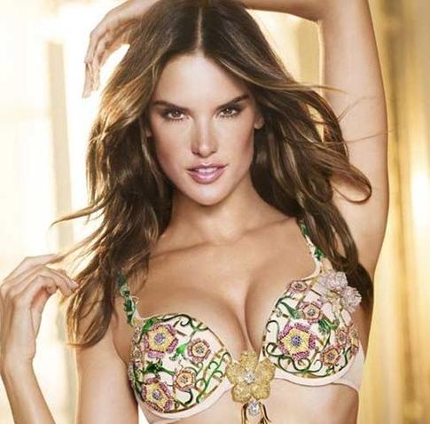 c17258b66 Victoria s Secret e seus sutiãs mais caros do mundo – Além das ...