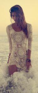 beach crochet
