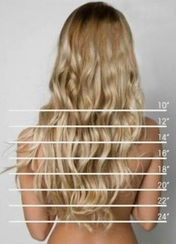 growing hair