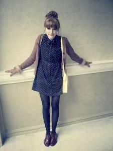 looks feminino com sapato oxford