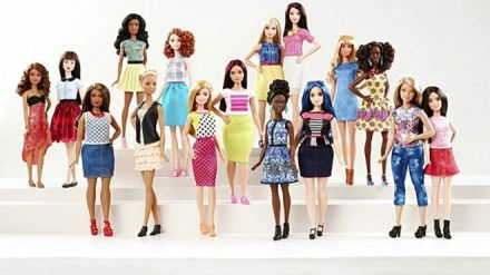 novas barbies